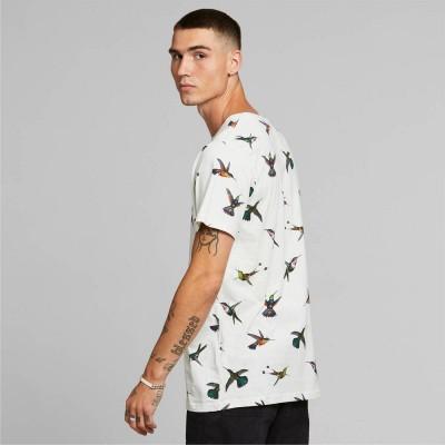Camiseta Dedicated Tee Stockholm Hummingbirds Off-White...