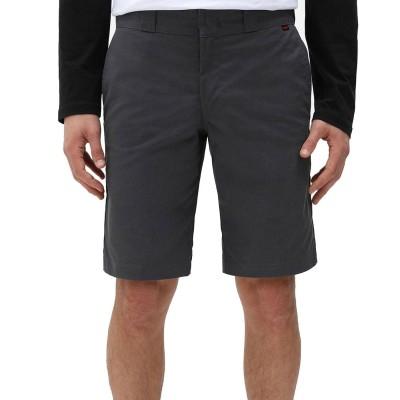 Pantalón Dickies Slim Straight Workshort Flex Charcoal Grey