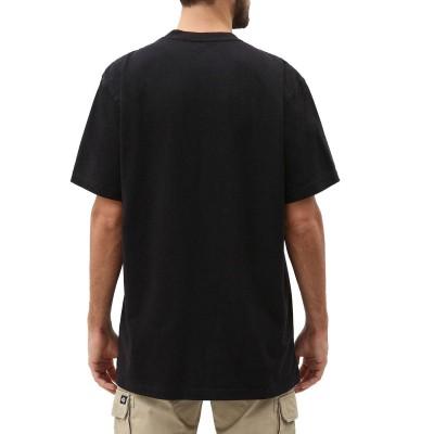 Camiseta Dickies Porterdale negro black