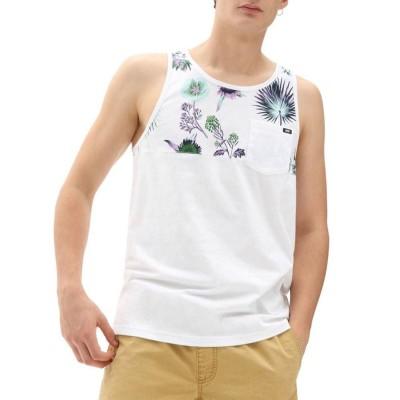 Camiseta Vans Mn Hilby Califas-White