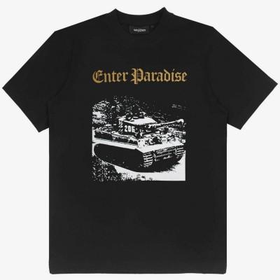 Camiseta Wasted Paris T-shirt Enter Paradise Black