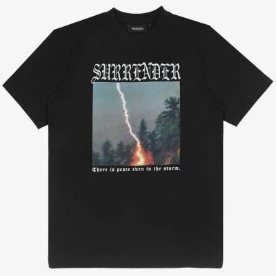 Camiseta Wasted Paris T-shirt Surrender Black