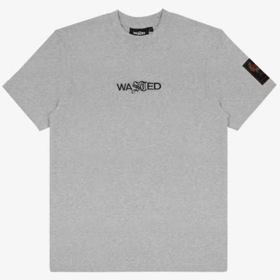 Camiseta Wasted Paris T-shirt Essential Ash Grey