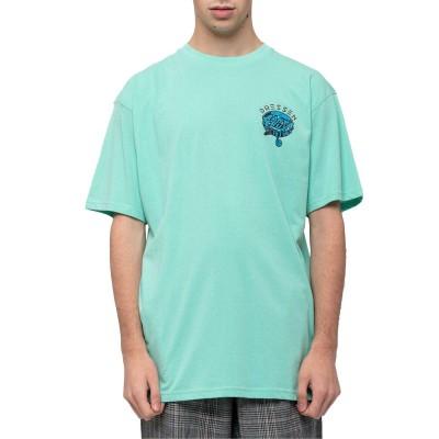 Camiseta Santa Cruz Tee Dressen Pup Dot J Green-J Green