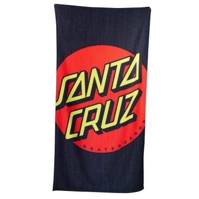 Toalla Santa Cruz Towel Crop Dot Beach Multi-Multi