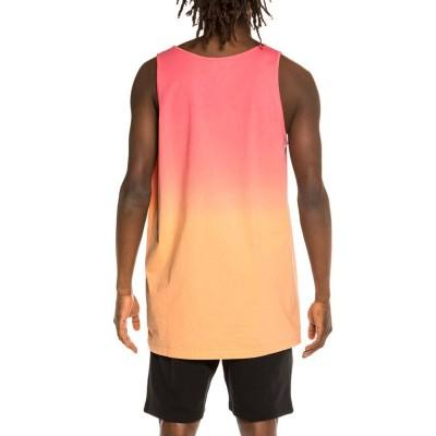 Camiseta Tirantes Grimey Frenzy Gradient Tank Top Pink