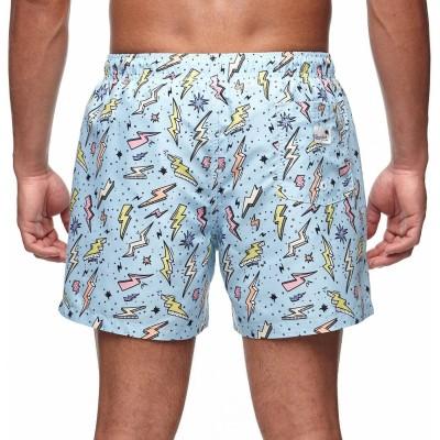 Bañador Boardies Zaps Mid Length Shorts