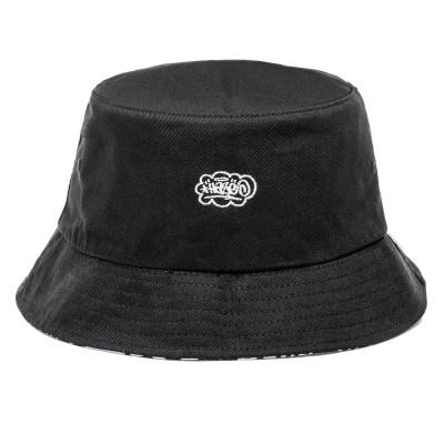 Gorro bucket HUF Haze Bucket hat negro black
