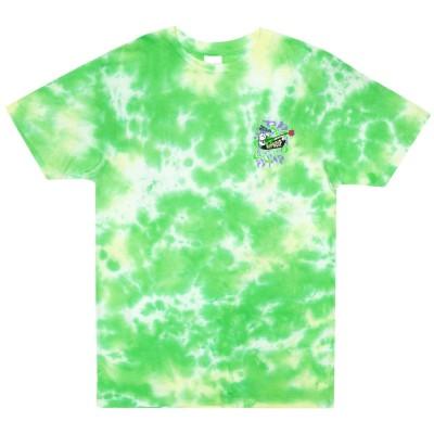 Camiseta RipNDip Astronomic Tee Verde Green
