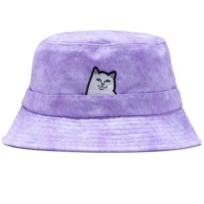 Gorro RipNDip Lord Nermal Bucket Hat Morado Purple