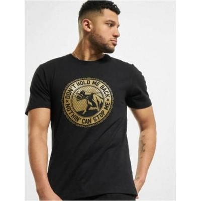 Camiseta Cayler & Sons Dont Hold Me Back CS2604 Black