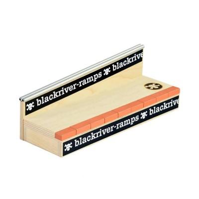 Modulo Rampa Fingerboard Blackriver Ramps Brick 'n' Rail