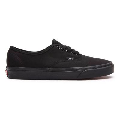 Zapatillas Vans Ua Authentic Black-Black All Black negras...