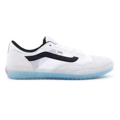 Zapatillas Vans Mn Ave Pro Blanc De Blanc-Black