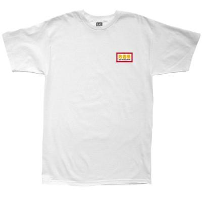 Camiseta Loser Machine Strike Hard T-Shirt White