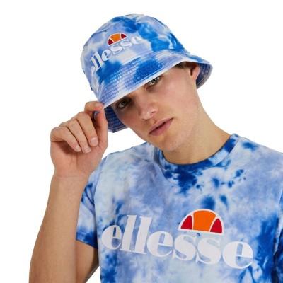 Gorro Ellesse Hallan Bucket Hat Blue Tie Dye