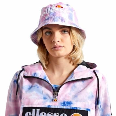 Gorro Ellesse Hallan Bucket Hat Pink Tie Dye