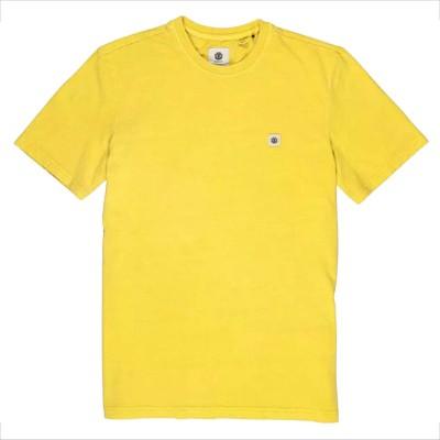 Camiseta Element Sunny Wash Ss Crew Dandelion