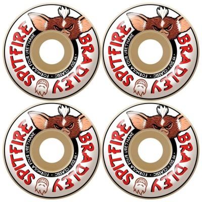 Ruedas Skate F4 Bradley Classic 52mm 99D