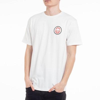 Camiseta Spitfire Classic Swirl Overlay White