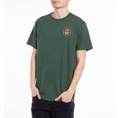 Camiseta Spitfire Bighead Classic Forest Green