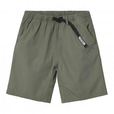 Pantalón corto Carhartt Clover Short Dollar Green stone...