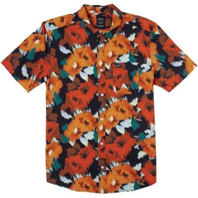 Camisa RVCA Wonder Floral Ss Black