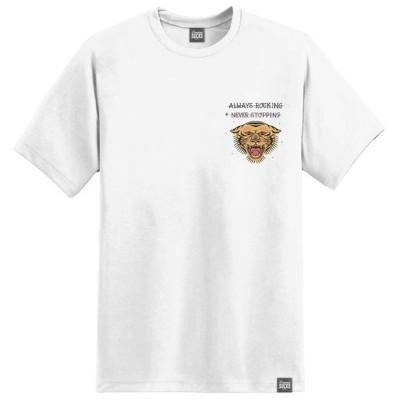 Camiseta American Socks Always Rocking White