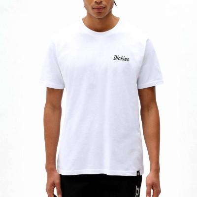 Camiseta Dickies Kelliher tee blanca white