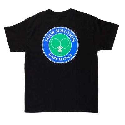 Camiseta Sour Solution Social Club Tee Black