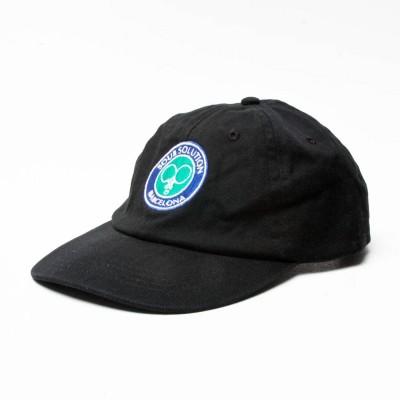 Gorra Sour Solution Social Club Cap Black