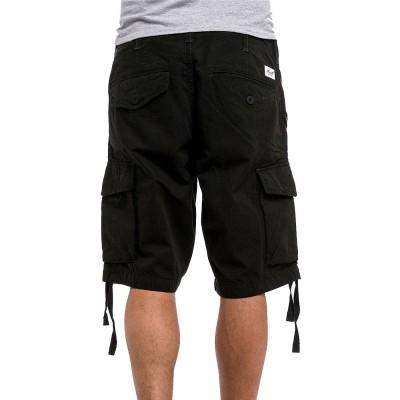 Pantalón Corto Reell New Cargo Short Black