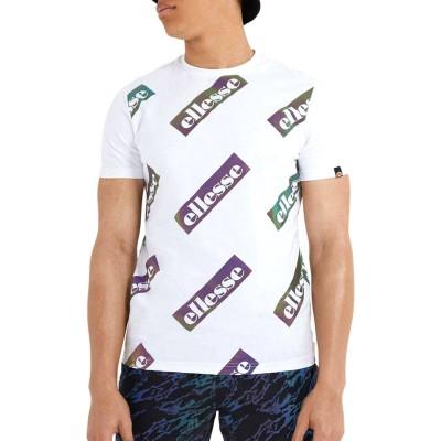 Camiseta Ellesse Passa Mens Tee White