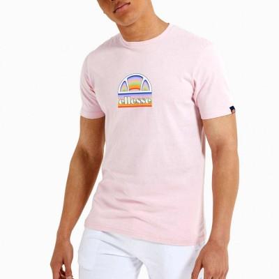 Camiseta Ellesse Puoi Mens Tee Light Pink