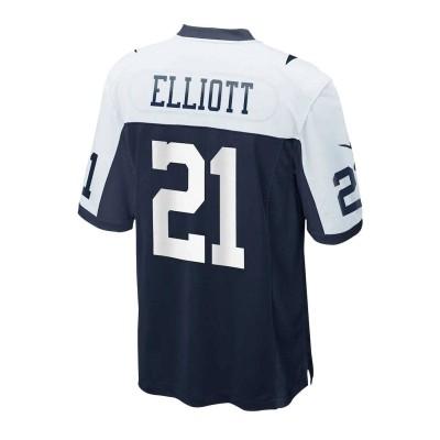 Camiseta Premium Nike NFL Dallas Cowboys Elliott Loose...