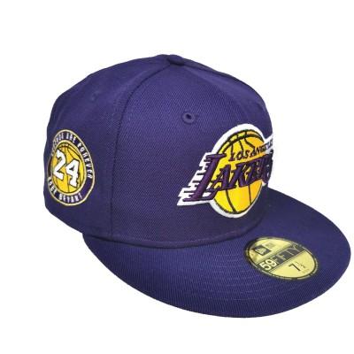 Gorra New Era Cap Los Angeles Lakers Kobe Bryant...