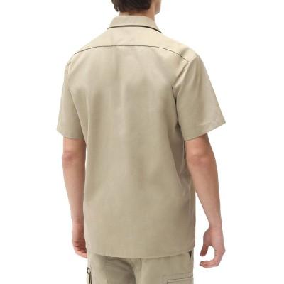 Camisa Dickies Work Shirt Khaki
