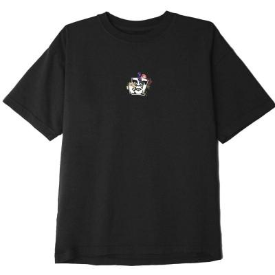 Camiseta OBEY Garden negra black