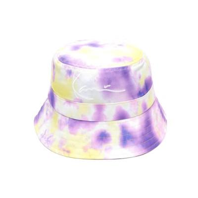 Gorro bucket Karl Kani 7115091 Tie Dye Lilac