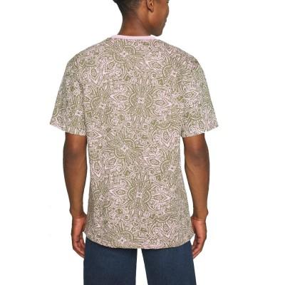 Camiseta Karl Kani 6030768 Rosa Rose leo
