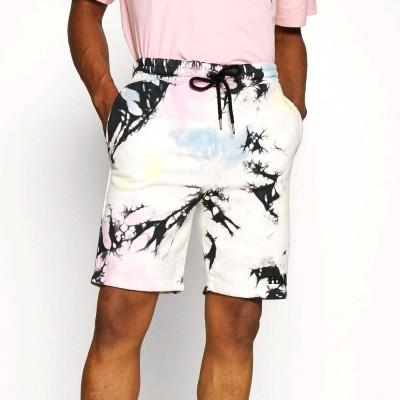 Pantalón corto Karl Kani Retro Tie Dye Shorts Multicolor