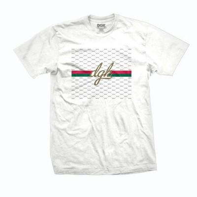 Camiseta DGK Grand White