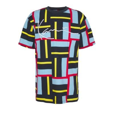 Camiseta Karl Kani Signature Block Multicolor