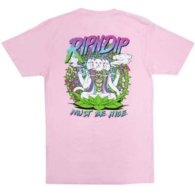 Camiseta Ripndip Chaka Bar T-Shirt Light Pink