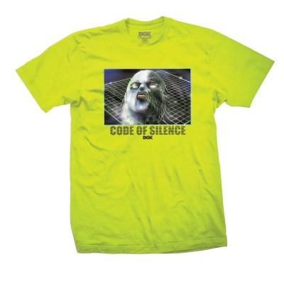 Camiseta DGK Digital Tee Safety Green