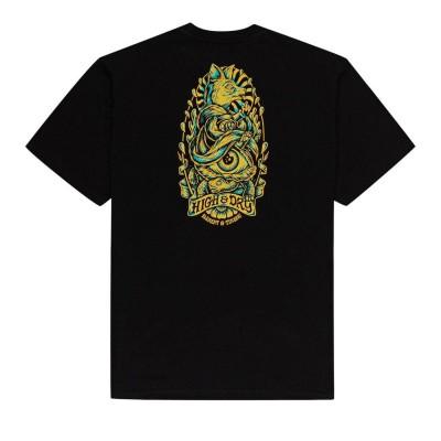 Camiseta Element Antidote State Ss Flint Black