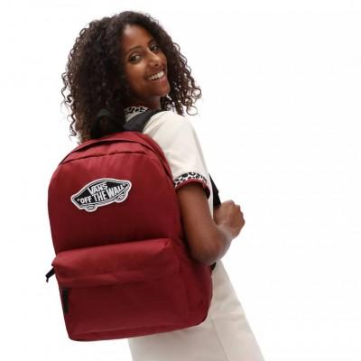 Mochila Vans Realm Backpack Burdeos