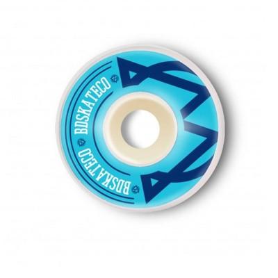 Ruedas BDSkateCo OG Logo 53mm Blue