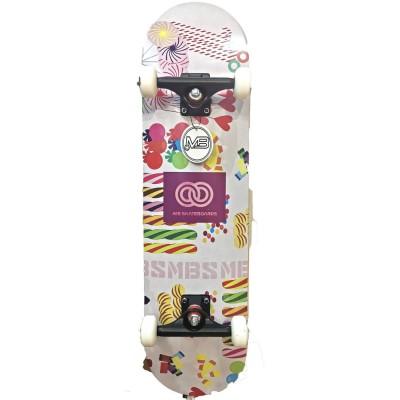Skateboard completo Manual Short Skate Candy