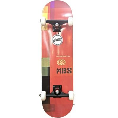 Skateboard completo Manual Short Skate Square 4 8'' - 8.2''